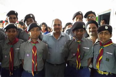 Shree Dadiji Mandir Trust Prabhavathi Public School